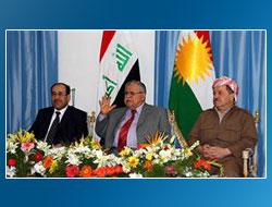 Kürt parlamentosunda 'yemin günü'