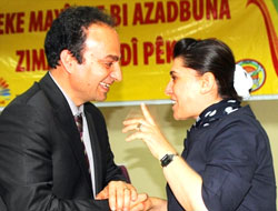 Baydemir ve Zana'ya 'Roj TV' reddi