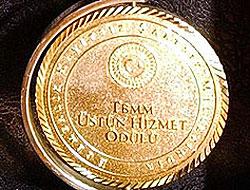 TBMM Onur ödülü için 6 aday