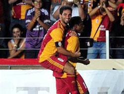 Galatasaray turu araladı: 5-0