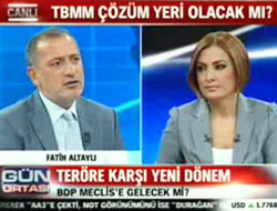 Altaylı'dan ilginç BDP-KCK iddiası
