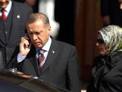Erdoğan'dan Aksu'ya teşekkür telefonu