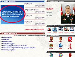 27 Nisan bildirisi TSK'nın sitesinden kaldırıldı