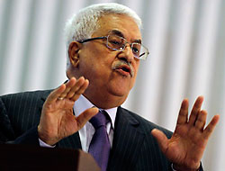 Mahmud Abbas: Dünya bizi tanısın