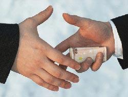 Türkiye rüşvette dünyada 79'ncu!