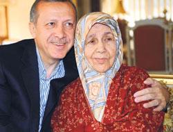 Başbakan'ın annesi yoğun bakıma alındı