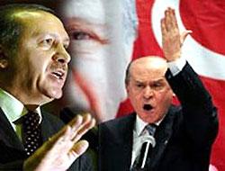 Bahçeli ile Erdoğan arasında açılım kavgası