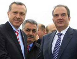 Erdoğan'dan Karamanlis'e Telefon