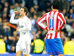 Madrid derbisi nefesleri kesti