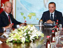 Joe Biden, Erdoğan'ın evine gidiyor