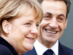 Merkel ve Sarkozy yeni bir Avrupa için anlaştı!