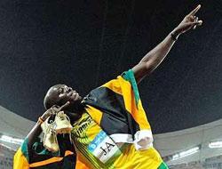 Usain Bolt: 400 de koşarım uzun da atlarım