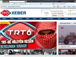 TRT'den Kürtçe haber sitesi