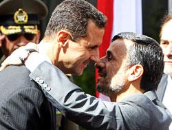 İran'dan Suriye'ye tam destek