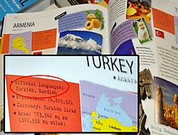 'Türkiye'nin resmi dili Türkçe ve Kürtçe'