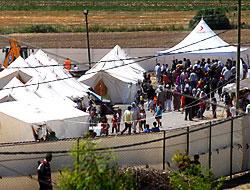Türkiye'ye 24 saatte 1000 kişi girdi