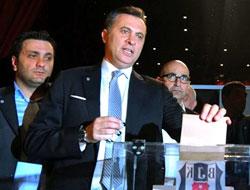 Beşiktaş'ın 33. Başkanı Fikret Orman