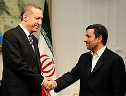 Erdoğan, Ahmedinejad ile ne görüştü?