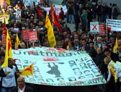 Alevi örgütleri Kadıköy'e akın etti