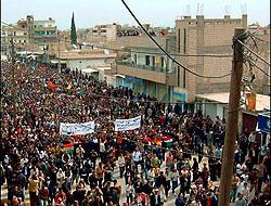 Suriye'den Kürtler için tarihi istek