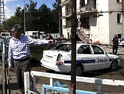 Kayseri'den ilk görüntüler