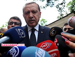 Erdoğan'dan Kayseri yorumu