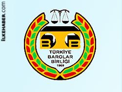 Türkiye Barolar Birliği: Diyarbakır Barosu'nun yanındayız!