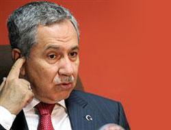Ahmet Türk'ün çağrısına Arınç'tan yanıt