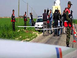 Cizre'de yol kenarında insan kemikleri çıktı