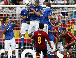 Euro 2012 şampiyonu İspanya oldu