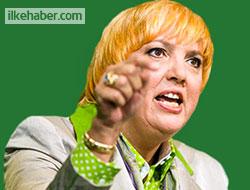 Claudia Roth: İktidar AKP'yi zehirlemiş!