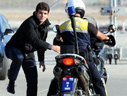 Gül'ün oğlunu Erdoğan'ın uçağına polis yetiştirdi