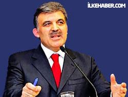 Cumhurbaşkanı Gül: Üzgünüm yeni anayasa olmuyor