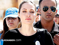Angelina Jolie Gaziantep'e geldi