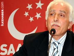 'AKP bize 25 vekillik teklif etti'