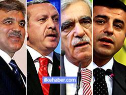Önemli görüşmeler: Ankara Kürt sorunu için harekete mi geçti?