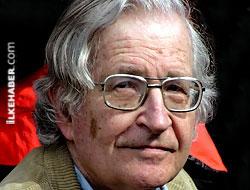 Noam Chomsky Gazze'de!