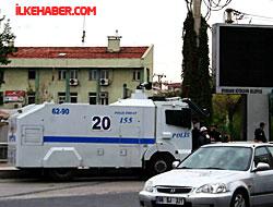 Diyarbakır polis ablukasında!
