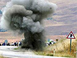 Van'da mayın patladı: 2 asker hayatını kaybetti