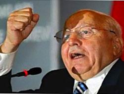 Erbakan: AKP milli görüşçü değildir