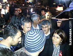 BDP'li vekiller tutsaklarla görüşüyor