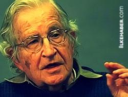Chomsky'den İsrail saldırılarına tepki