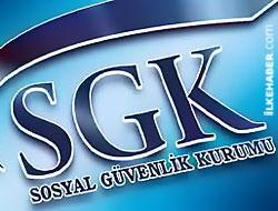 SGK'dan SMS'le bilgilendirme