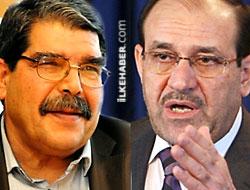 Maliki, PYD lideri ile görüştü