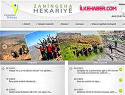 Üniversiteye Kürtçe internet sitesi