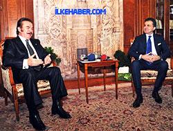 Orhan Gencebay Kültür Bakanı Çelik'i ziyaret etti