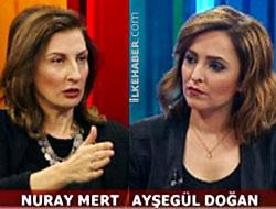 Nuray Mer'ten aydınlara PKK sorusu