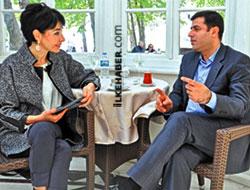 Selahattin Demirtaş: Demokrasi olmadan PKK dağdan inmez