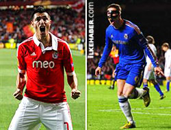 Finalin adı: Benfica - Chelsea