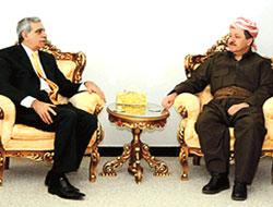 DTP-Barzani görüşmesi sona erdi